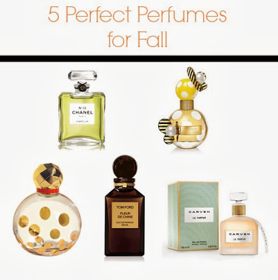 Top-5 Women Perfumes for the Fall