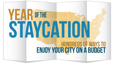 Year of the STAYCATION!-Dallas, Texas