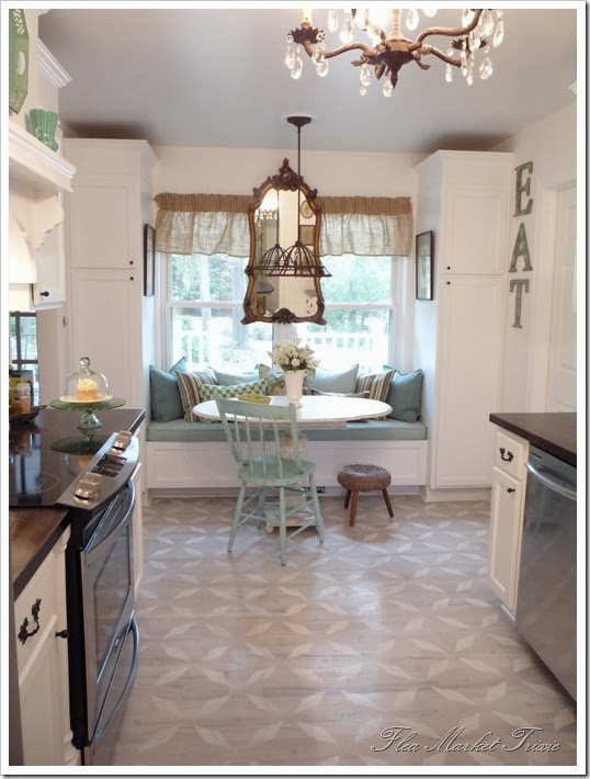Farmhouse Inspiration Kitchen 2