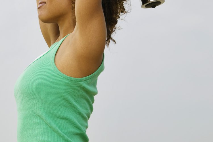 How to Get Rid of Underarm Fat