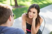 6 Body Language Signs That Tell He's Into You