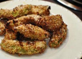 Healthy Girl Recipe: Baked Avocado Fries