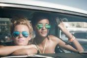 Spring Reflector Sunglasses